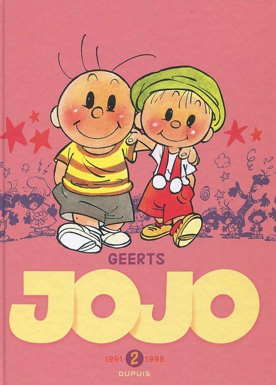 Couverture de Jojo (Geerts) -INT2- 1991 - 1998