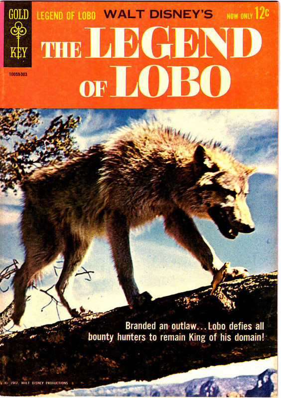 Couverture de Movie comics (Gold Key) -303- The Legend Of Lobo