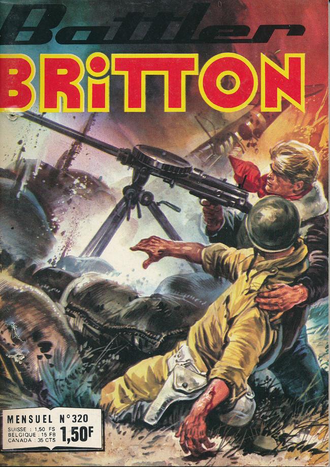 Couverture de Battler Britton (Imperia) -320- Une permission bien employée