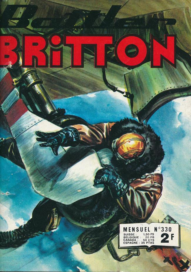 Couverture de Battler Britton -330- Mer de feu