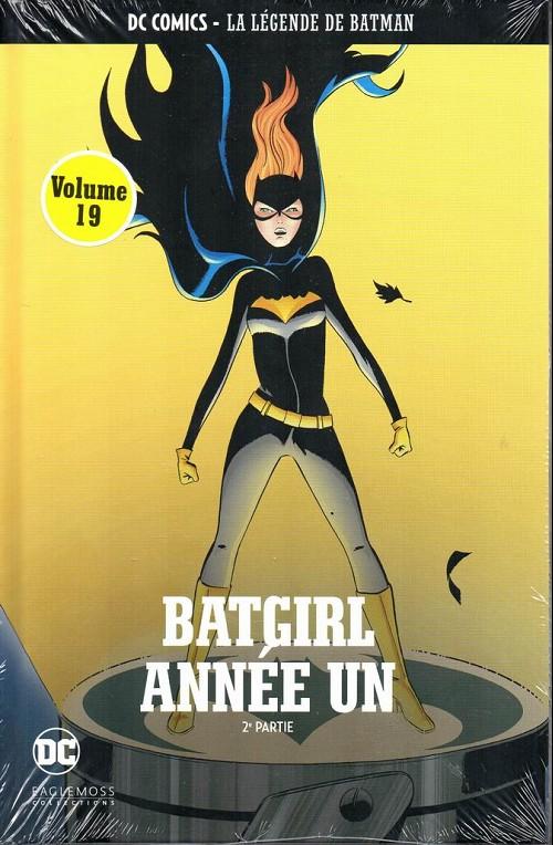 Couverture de DC Comics - La légende de Batman -1910- Batgirl année un - 2e partie