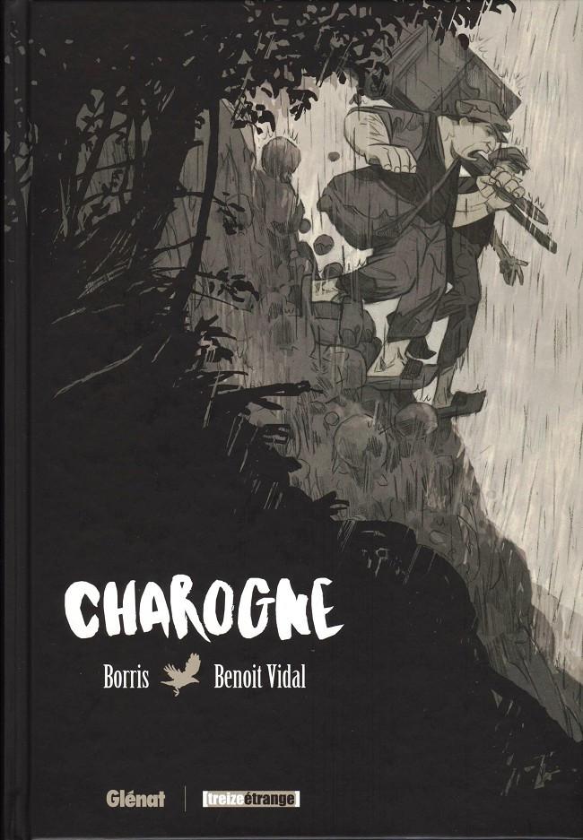 Couverture de Charogne
