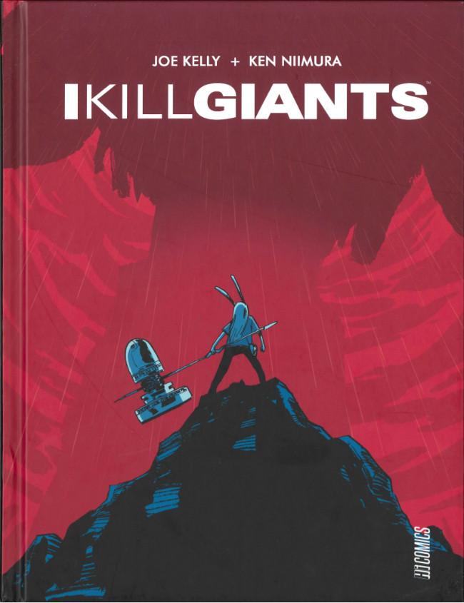 Couverture de I Kill Giants