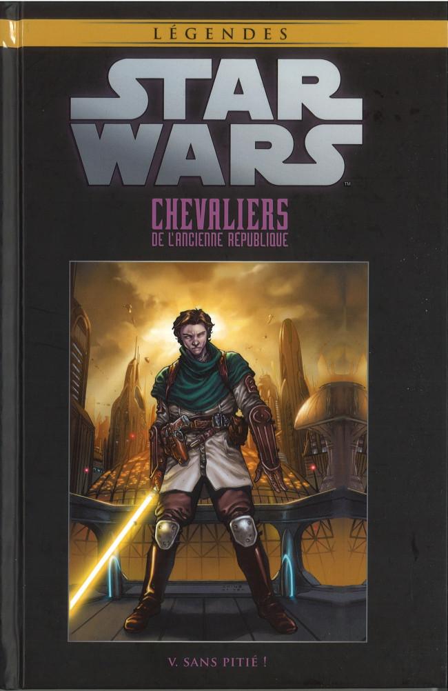 Couverture de Star Wars - Légendes - La Collection (Hachette) -6414- Chevaliers de L'Ancienne République - V. Sans Pitié!
