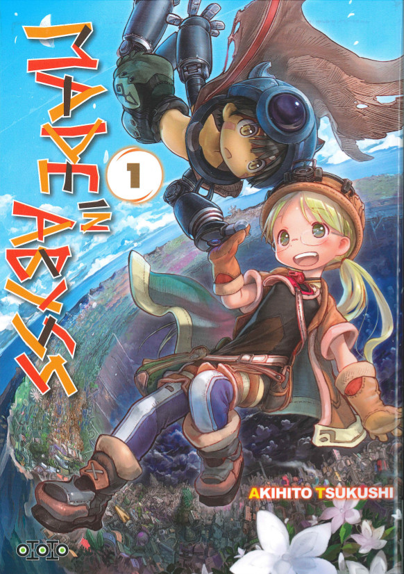 Couverture de Made in Abyss -1- Volume 1