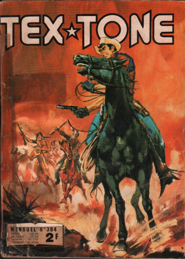 Couverture de Tex-Tone -384- Le taureau rouge