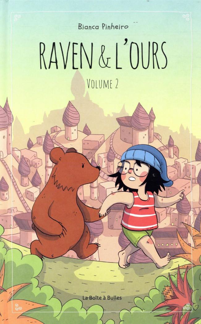 Couverture de Raven & l'ours -2- Volume 2
