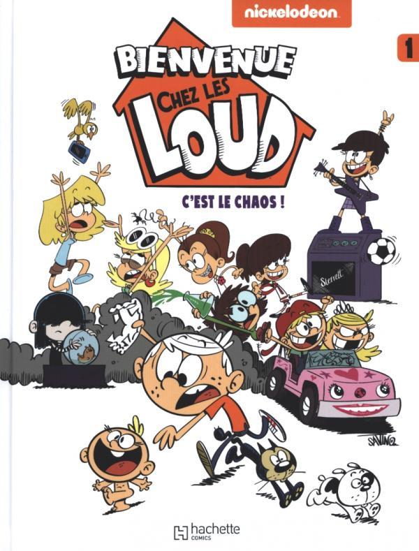 Bienvenue Chez Les Loud 1 C Est Le Chaos