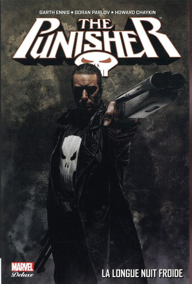 Couverture de Punisher (Marvel Deluxe - 2013) -6- La longue nuit froide