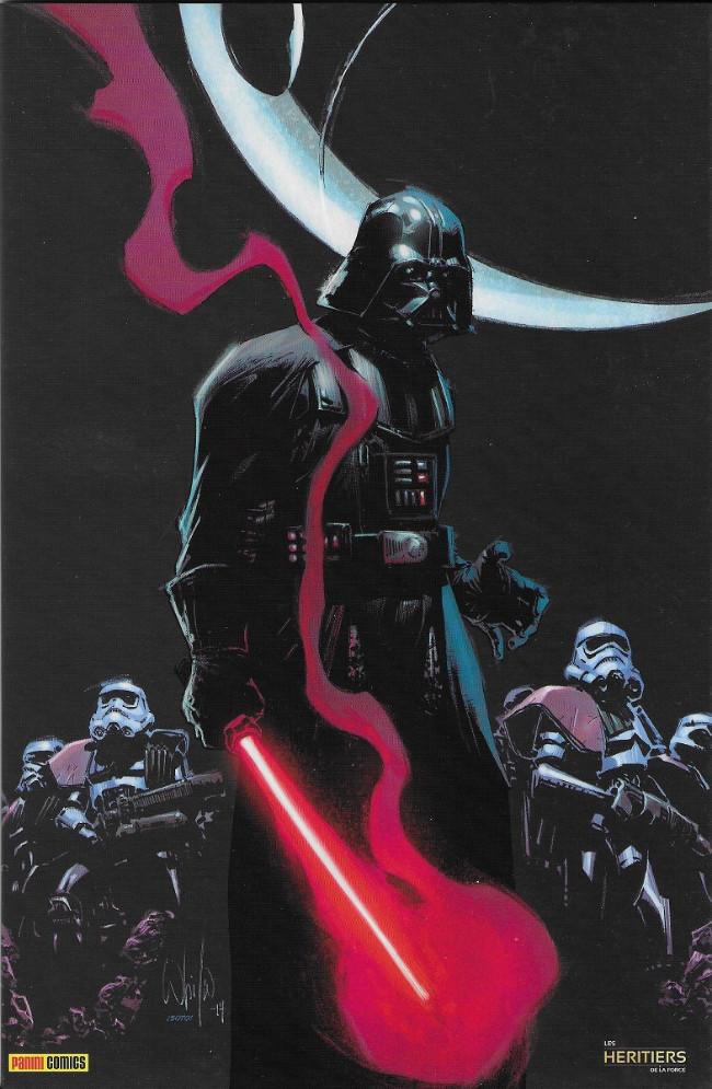 Couverture de Star Wars (Panini Comics - 2017) -7TL- La Revanche de l'astromécano