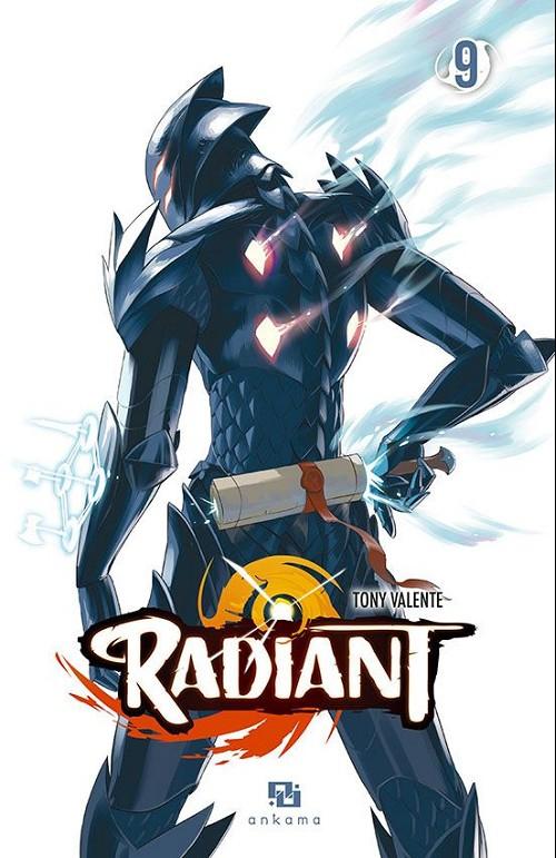 Couverture de Radiant -9- Tome 9
