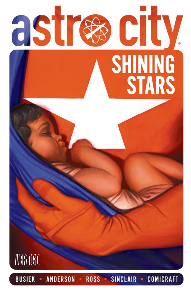 Couverture de Kurt Busiek's Astro City (1996) -INT08- Shining Stars