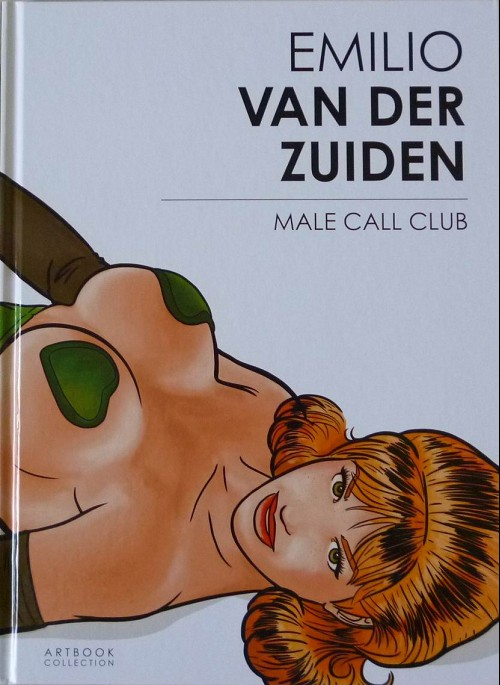 Couverture de (AUT) Van Der Zuiden - Male call club