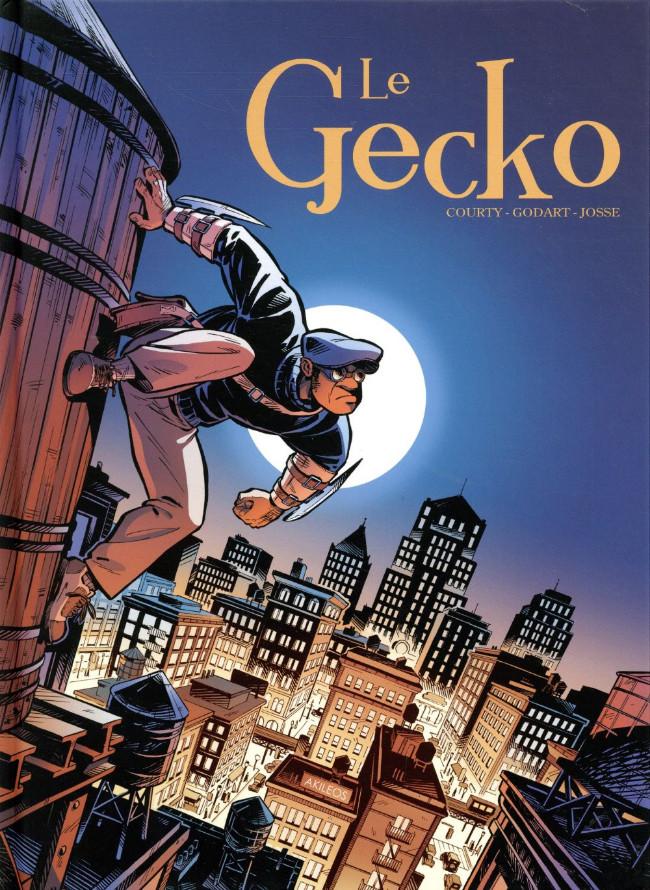 Couverture de Le gecko - Le Gecko