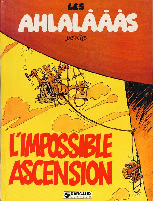 Couverture de Les ahlalàààs - L'impossible ascension