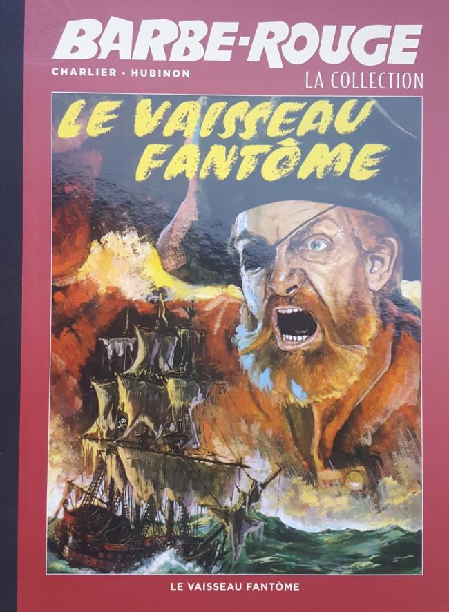 Couverture de Barbe-Rouge (Eaglemoss) -6- Le Vaisseau Fantôme