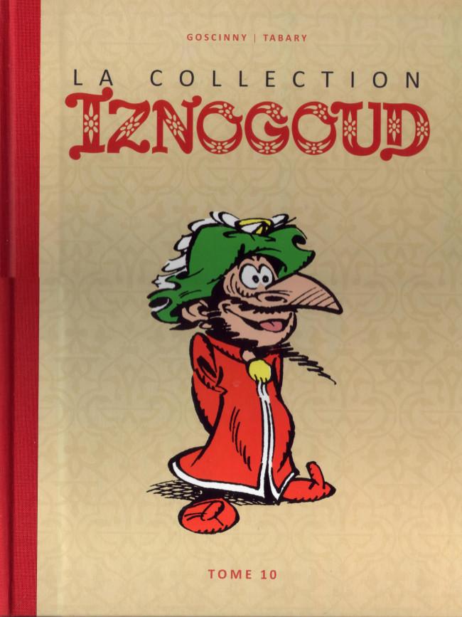 Couverture de Iznogoud - La Collection (Hachette) -10- Tome 10