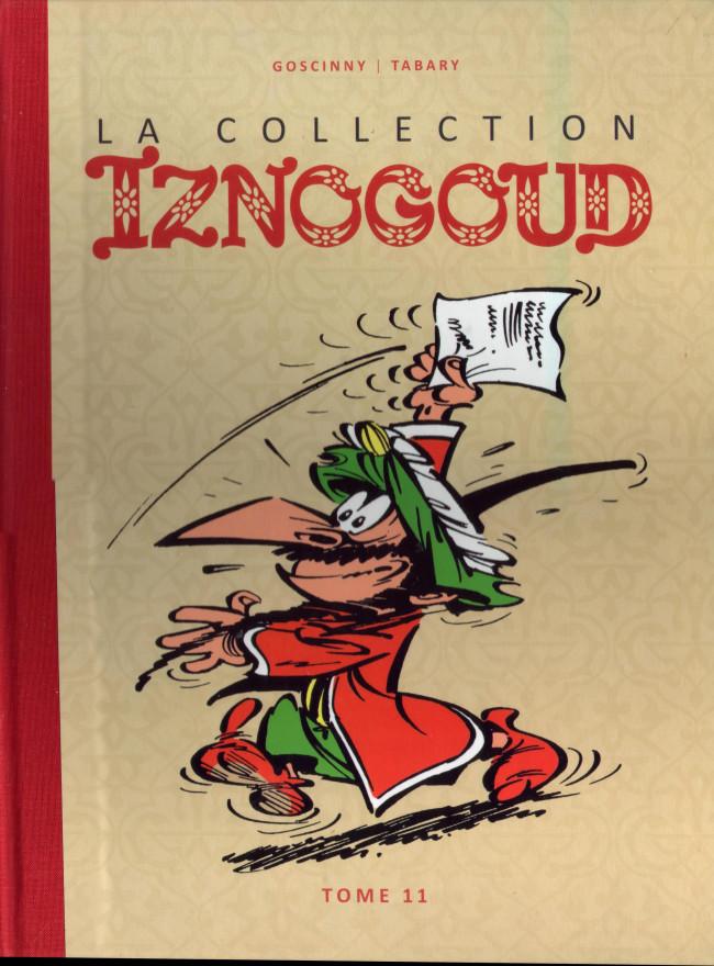 Couverture de Iznogoud - La Collection (Hachette) -11- Tome 11