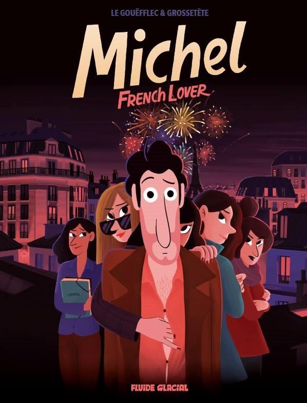 Couverture de Michel french lover