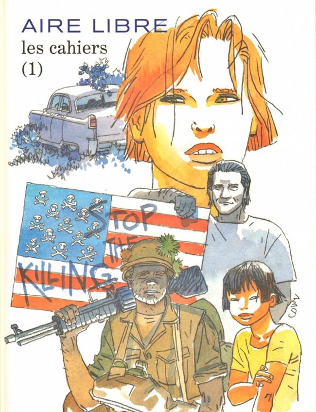 Couverture de Aire Libre -Cah01- Les cahiers