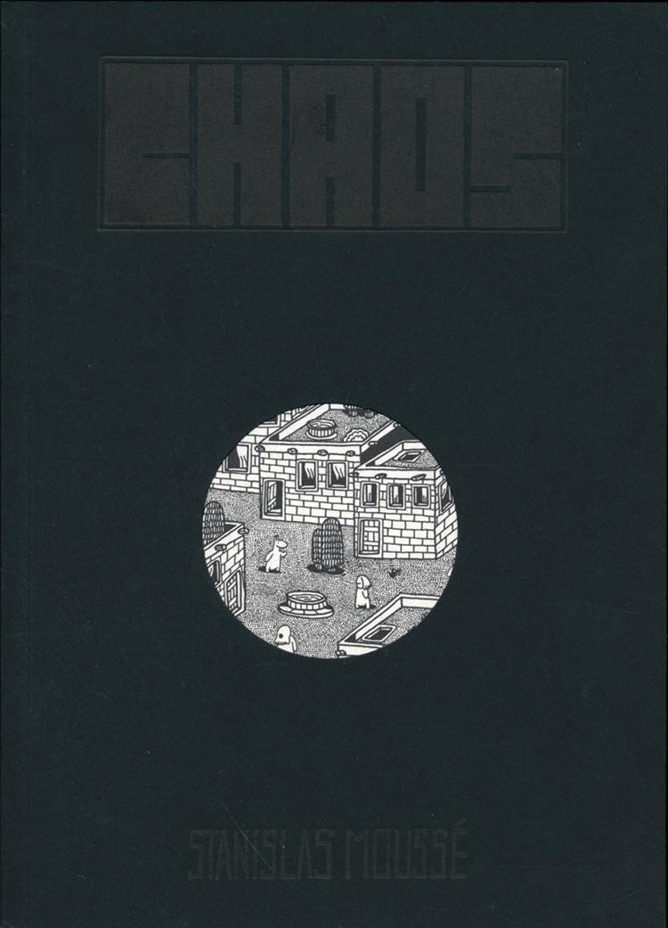Couverture de Chaos (Moussé) -1- Chaos