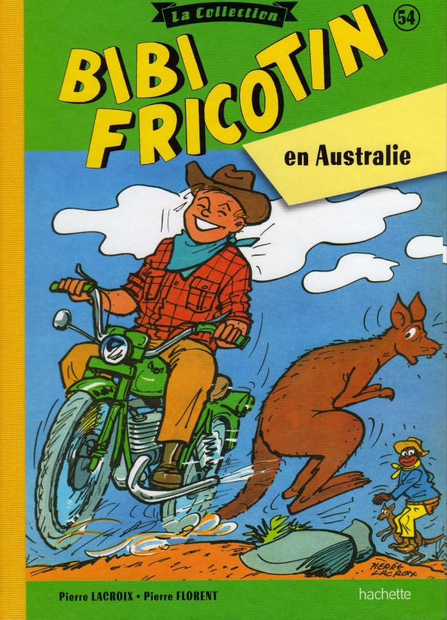 Couverture de Bibi Fricotin (Hachette - la collection) -54- Bibi Fricotin en Australie