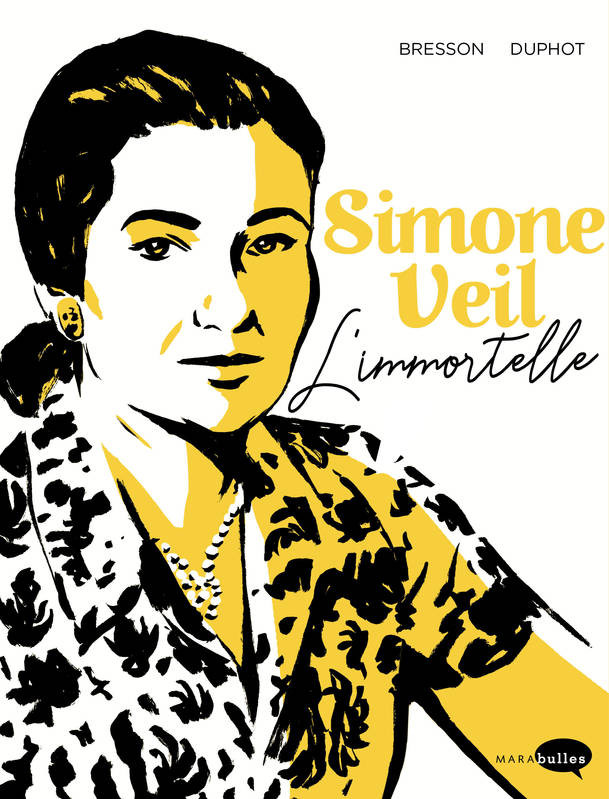 Couverture de Simone Veil - L'immortelle