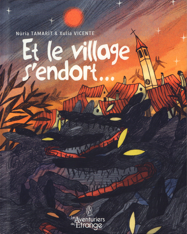 Couverture de Et le village s'endort...