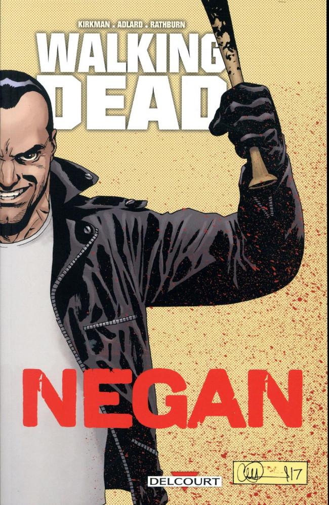 Couverture de Walking Dead -HS- Negan