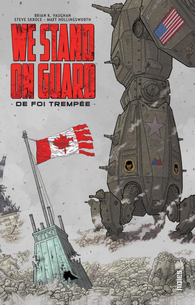 Couverture de We Stand On Guard - De foi trempée