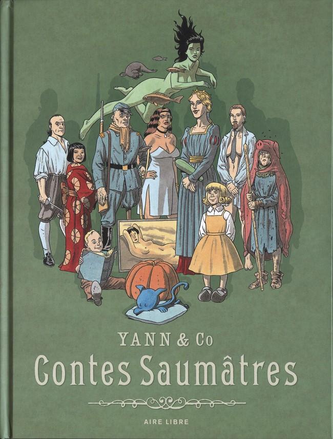 Couverture de Sales petits contes -INT- Contes saumâtres