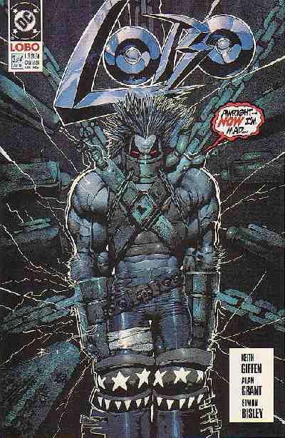 Couverture de Lobo (1990) -3- The last czarnian part 3: Spell or die!