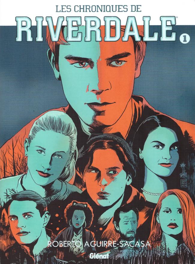Couverture de Les chroniques de Riverdale -1- Tome 1