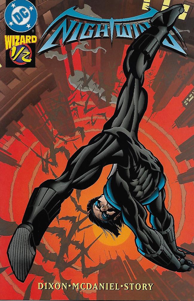 Couverture de Nightwing Vol. 2 (1996) -HC- The Breaks