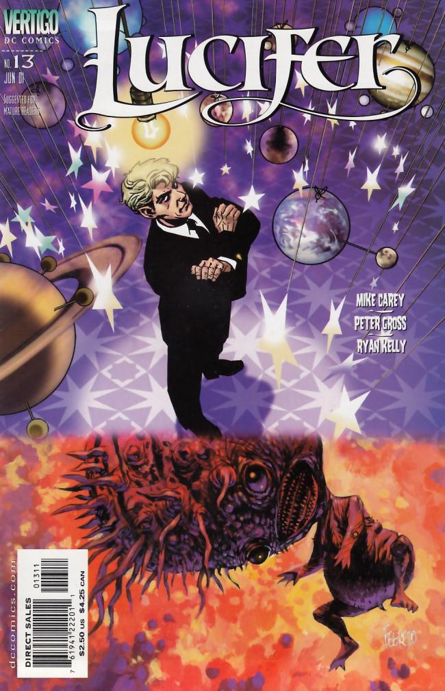 Couverture de Lucifer (2000) -13- Children & Monsters Part Four