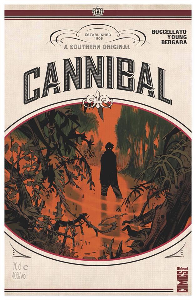 Couverture de Cannibal -1- Tome 1