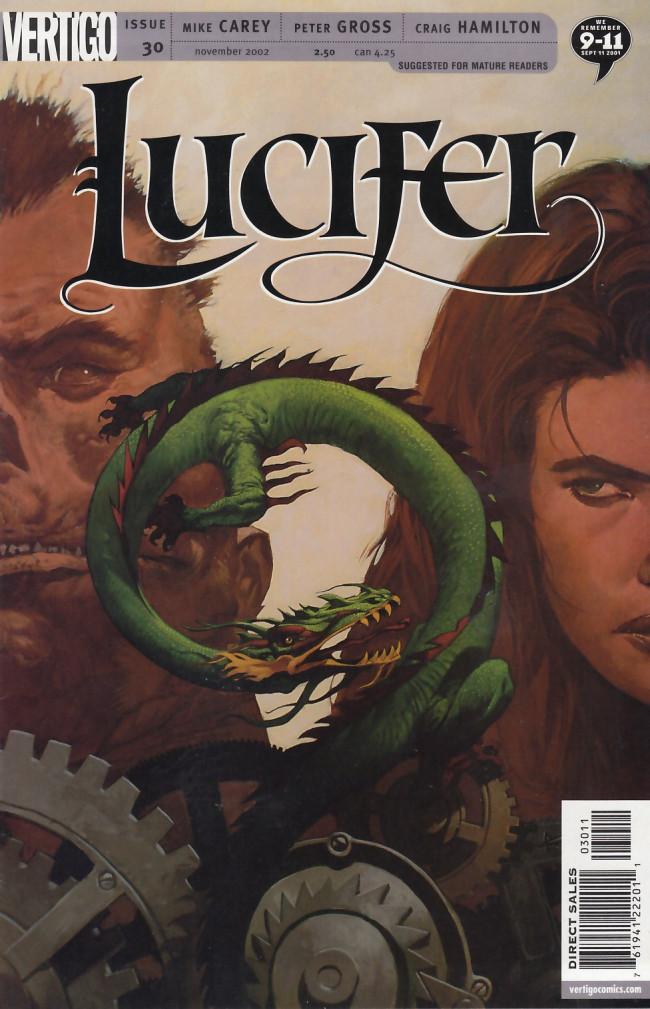 Couverture de Lucifer (2000) -30- Inferno Part 2