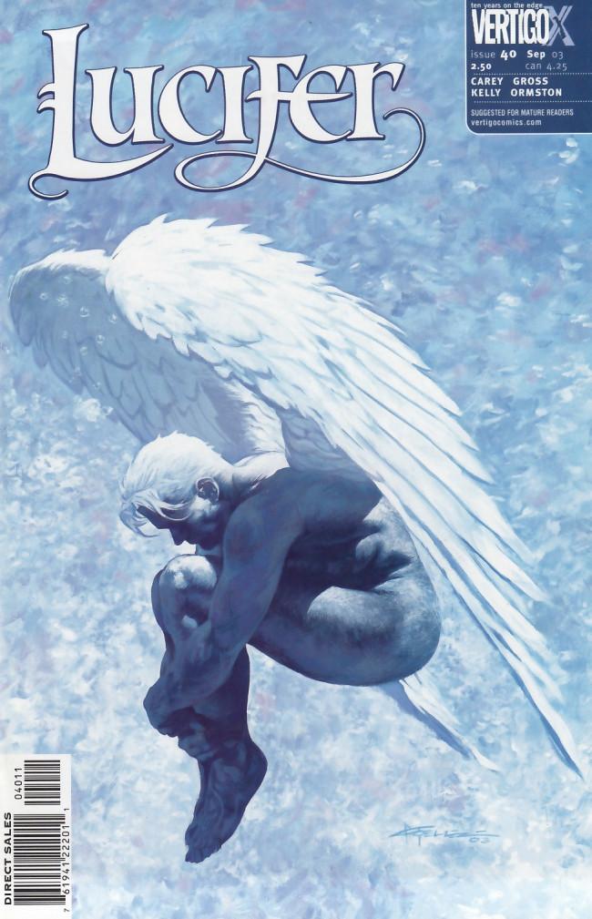 Couverture de Lucifer (2000) -40- Naglfar, conclusion: Full Fathom Five