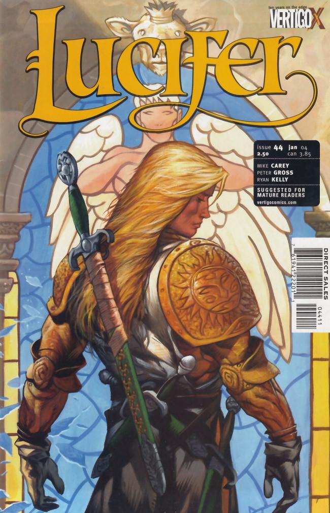 Couverture de Lucifer (2000) -44- Brothers in Arms, part 3