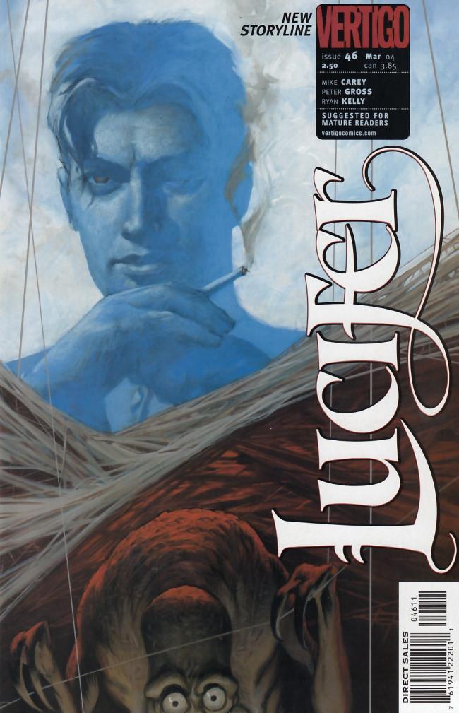Couverture de Lucifer (2000) -46- Stitchglass Slide I