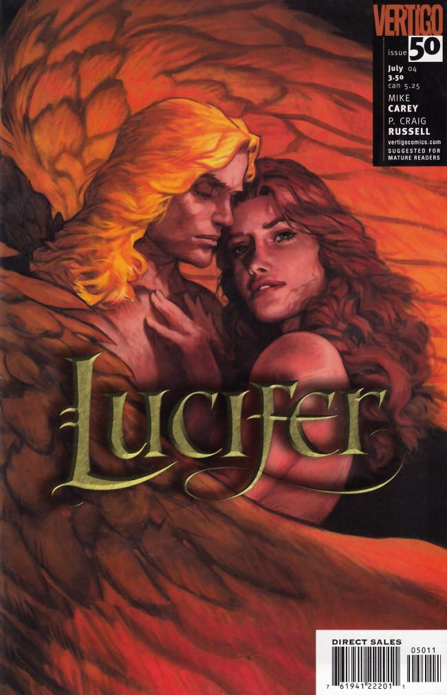 Couverture de Lucifer (2000) -50- Lilith