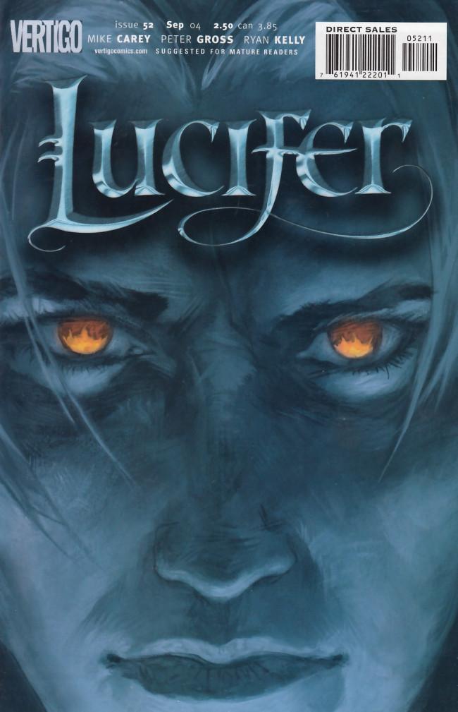 Couverture de Lucifer (2000) -52- The Wolf Beneath the Tree, part 2