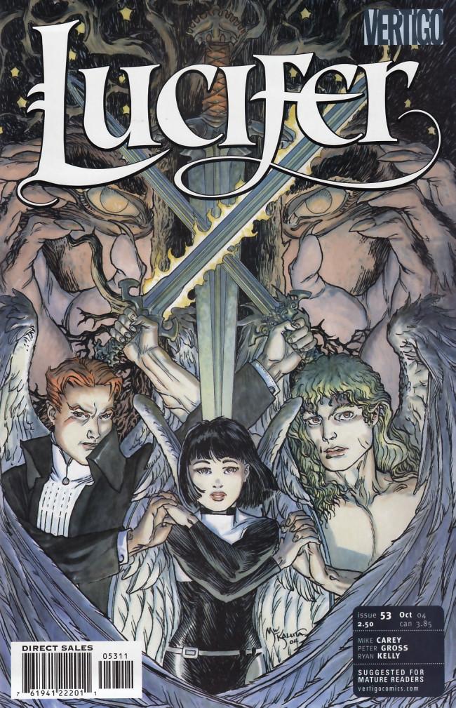 Couverture de Lucifer (2000) -53- The Wolf Beneath the Tree Part 3 of 4
