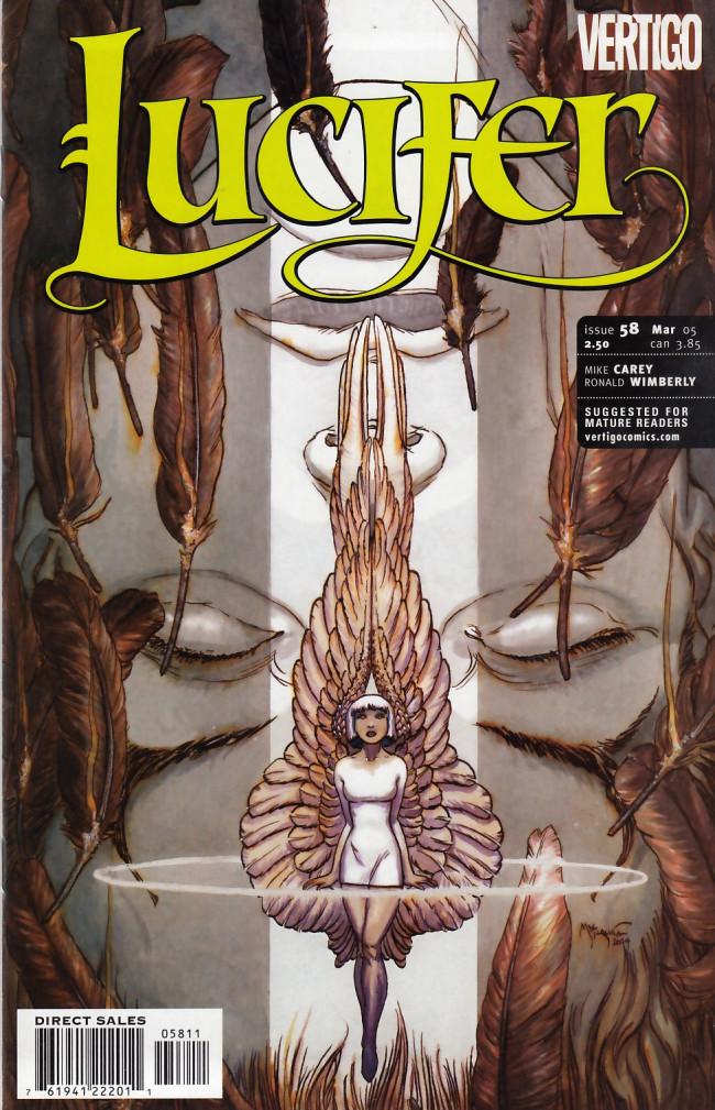 Couverture de Lucifer (2000) -58- The Yahweh Dance