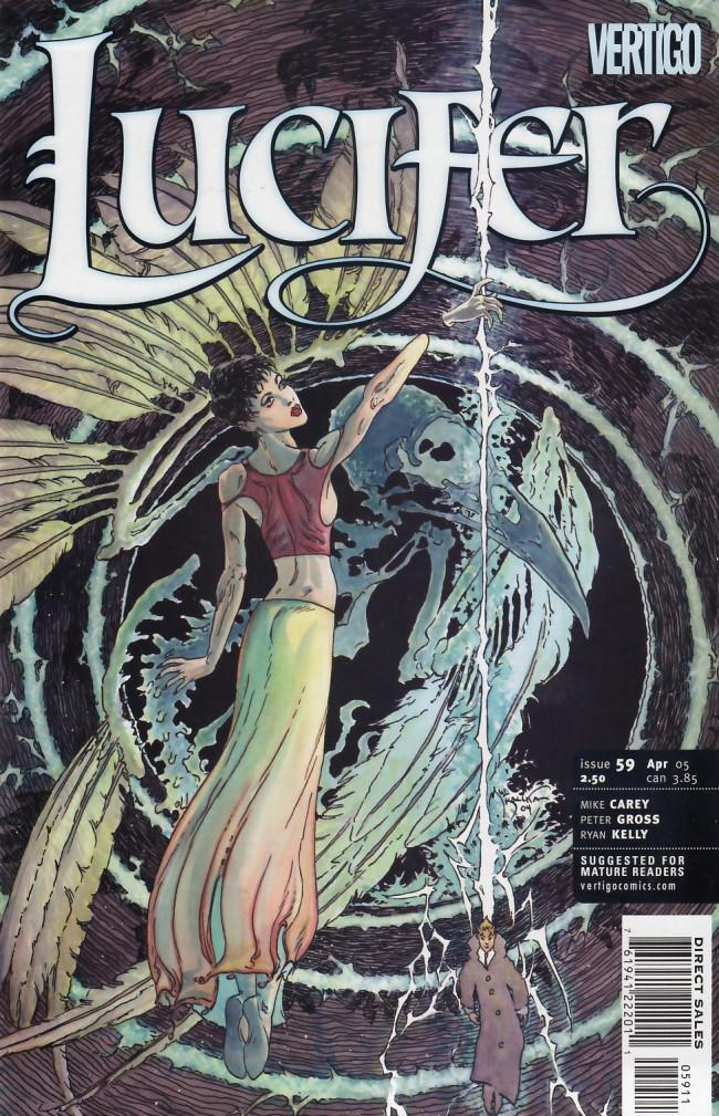Couverture de Lucifer (2000) -59- The Breach, part 1