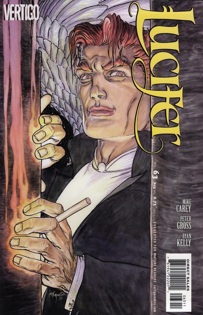 Couverture de Lucifer (2000) -63- Morningstar, Part 1