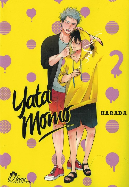 Couverture de Yata Momo -2- Tome 2