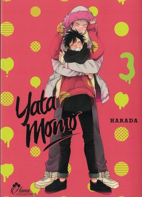 Couverture de Yata Momo -3- Tome 3