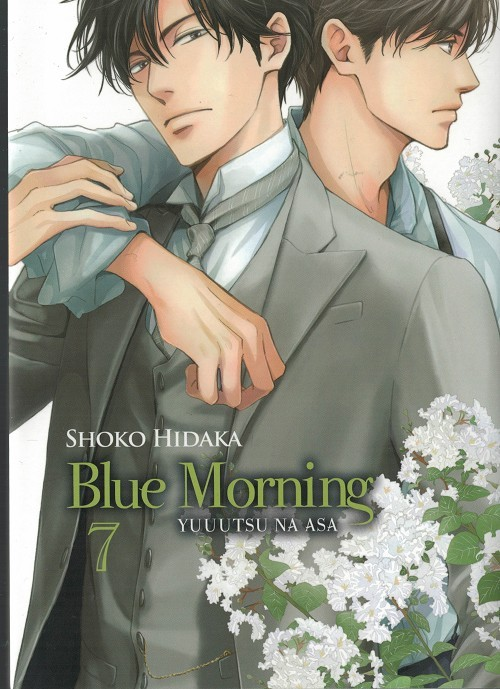 Couverture de Blue Morning -7- Tome 7