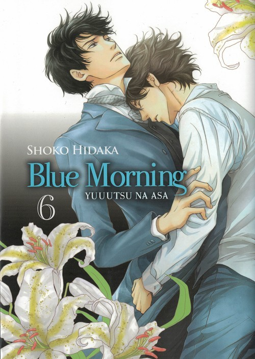 Couverture de Blue Morning -6- Tome 6